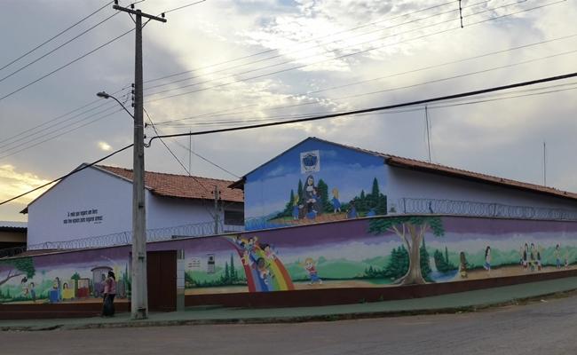 Escola Paroquial São Domingos